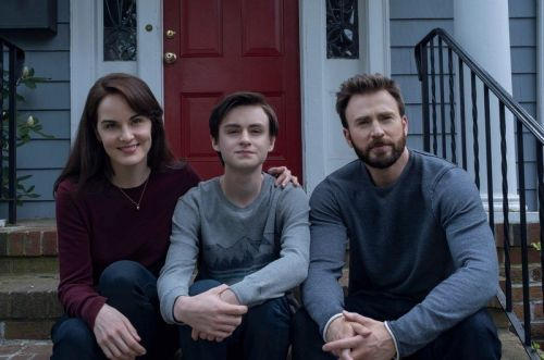 'Defending Jacob' with Chris Evans and lands on Apple TV+ on April 24