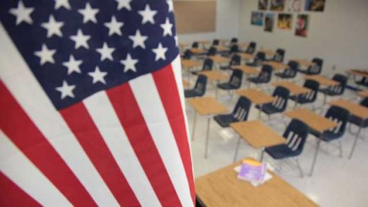Bill would require Alabama schools to conduct Pledge of Allegiance at start of each day