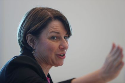 2020 Candidate Sen. Amy Klobuchar Releases Plan To Help US Farmers