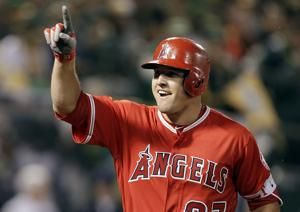 Ohtani: Mike Trout 'surely deserves' his big contract