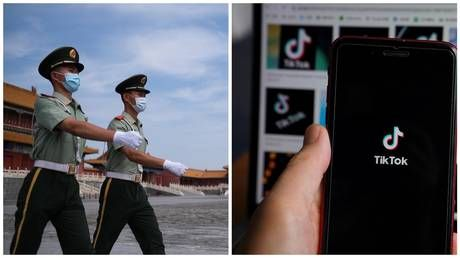 Beijing vows to restrict 'unreliable foreign entities' after US moves to ban TikTok & WeChat apps