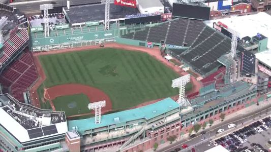 Red Sox to open shortened 2020 season July 24 at Fenway Park