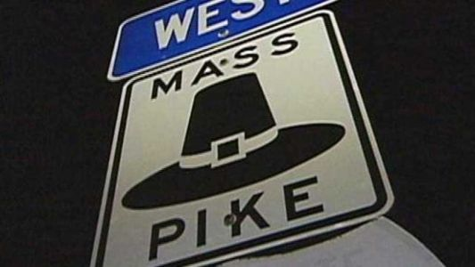 Woman walks out of woods on Mass Pike, reports sexual assault, police say