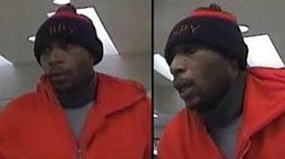 LMPD searching for serial bank robber