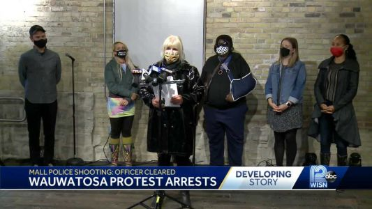 Tosa protesters say police aren't being truthful about arrests made