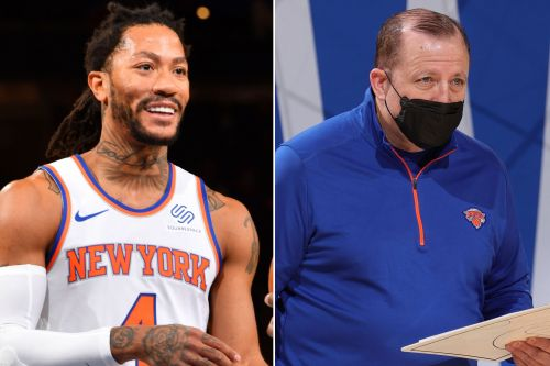 Derrick Rose-Tom Thibodeau relationship yielding more success for Knicks