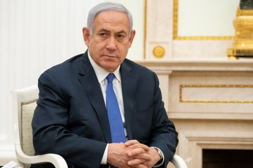 Israeli prime minister, opposition leader invited to White House to discuss 'prospect of peace'