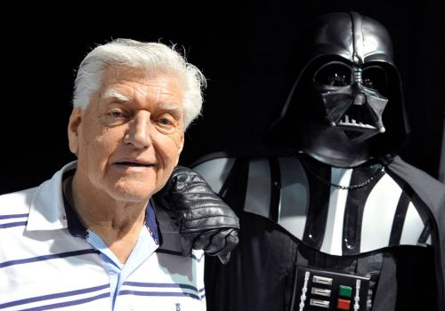 'Star Wars' actor David Prowse, who played Darth Vader in original movies, dies at 85