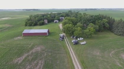 2 Arrested After Human Remains Found On Minnesota Farm