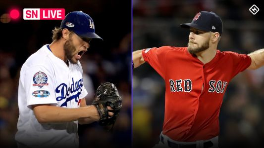 Dodgers vs. Red Sox: Score, live updates, highlights from Game 1 of the 2018 World Series