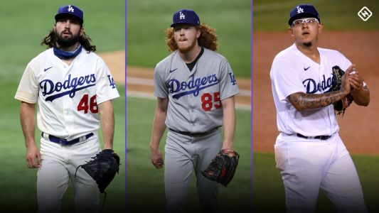 Who's pitching for the Dodgers in World Series Game 2? Tony Gonsolin to start; Dustin May, Julio Urias available