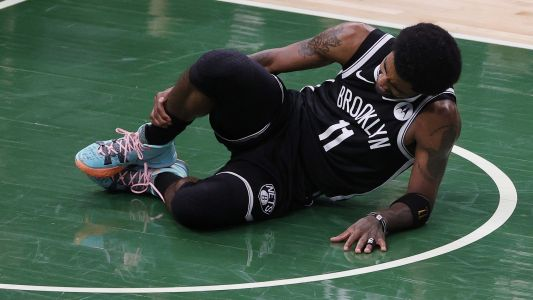 How long is Kyrie Irving out? Nets guard's Game 5 status uncertain; more tests planned