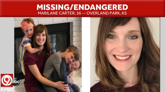 Overland Park police asking for help to find woman traveling to Birmingham, Alabama