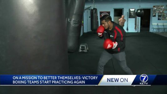 Boxing Club continues to mentor through pandemic