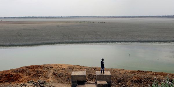12 photos show the extreme drought wrecking havoc in Chennai, India, where one of the biggest cities is almost out of water