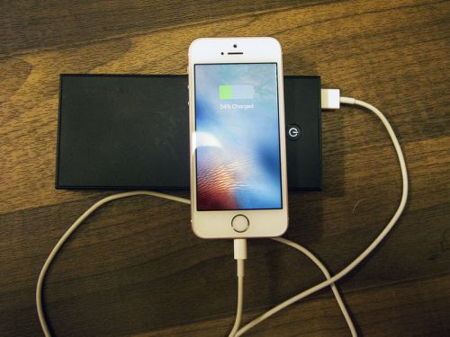 Grab yourself a portable power bank that doesn't go up in flames