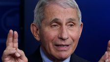 Anthony Fauci Issues Super Bowl COVID-19 Warning
