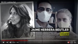 WATCH: Second DCCC TV Ad In WA-03 Exposes Rep. Jaime Herrera Beutler's Record of Looking Out for Herself and Her Corporate Donors Over Southwest Washington Families
