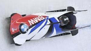 Big day for German bobsleds, with 2 victories in Austria