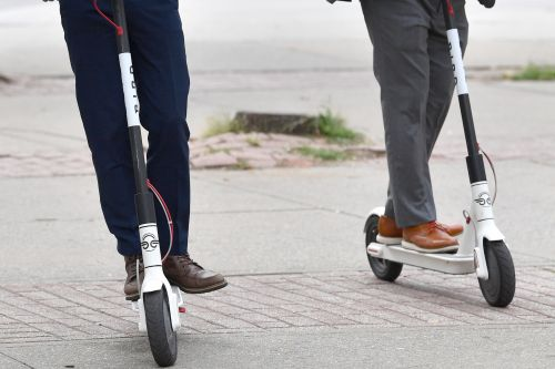 E-scooters may be coming to NYC
