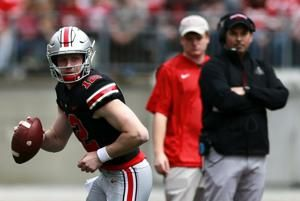 QB Baldwin signals intent to transfer from Ohio State