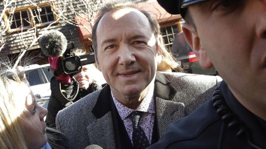 Prosecutors Drop Criminal Charges Against Actor Kevin Spacey In Sexual Assault Case