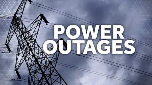 Approximately 2,000 Ames Alliant Energy customers are without power