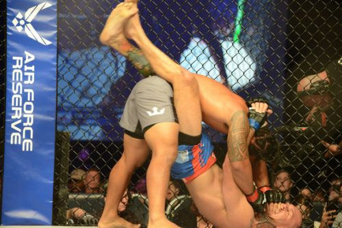 Total Force Recruiting scores knockout with Professional Fighters League
