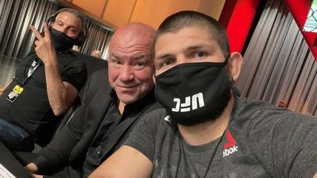 'How about September?' Dana White reveals Khabib's response after latest efforts to coax UFC champ back to octagon