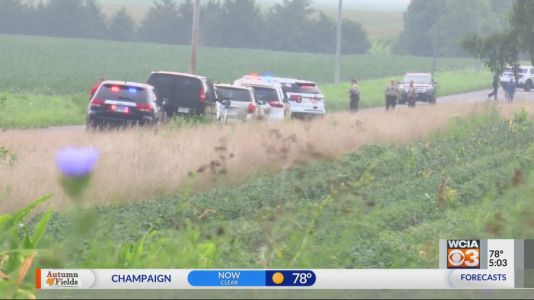 Man charged after body of 14-year-old boy found in ditch near Urbana