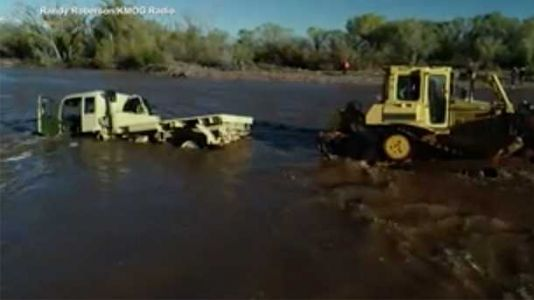 After two kids killed amid Arizona flooding, third child's body recovered