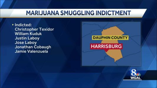 Men accused of running major smuggling operation out of Harrisburg auto shop