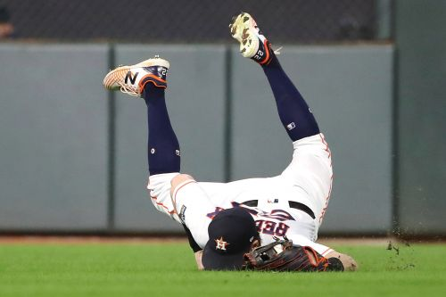Yankees victimized by Astros' sterling defensive plays