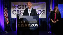Gil Cisneros Wins House Seat, Capping Democratic Rout In California