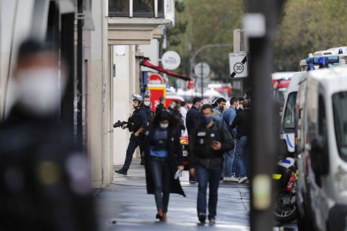 Terror probe opened after 2 wounded in Paris knife attack