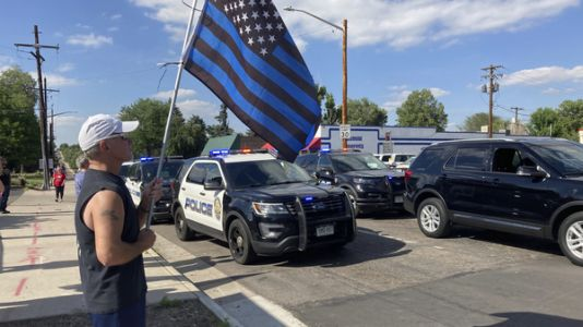 Police Officer And Another Person Were Killed In Denver-Area Shooting