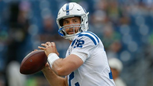 Andrew Luck won't participate in Colts' OTAs this week, Frank Reich says