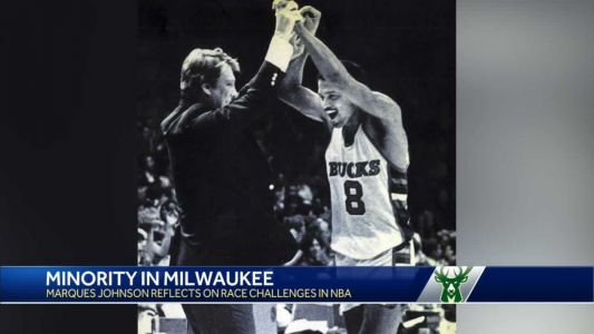 Black History Month: Bucks legend Marques Johnson reflects on being a black athlete in Milwaukee, racism in America