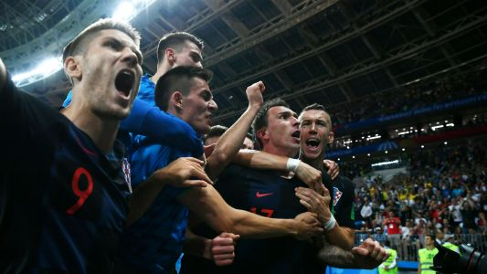 World Cup 2018 odds: Bettors supporting underdog Croatia to win final