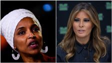 Rep. Ilhan Omar Has Been A U.S. Citizen Longer Than Melania Trump