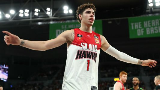 LaMelo Ball leaves Australia with a big baller purchase