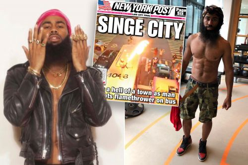 Rapper Dupree G.O.D. will surrender to NYPD after flamethrower stunt