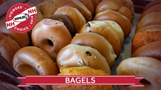 Where can you find the best bagels in New Hampshire?