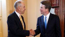 Republicans Appear Ready To Push For Brett Kavanaugh Vote Despite Sexual Assault Claim