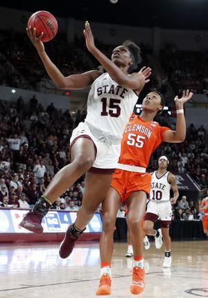 McCowan leads Mississippi St over Clemson 85-61 in NCAAs