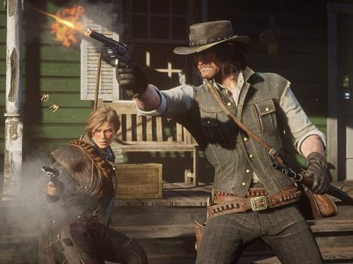 """Red Dead Redemption 2"" video game review: an open-world concept game where you're in the Wild West fleeing bounty hunters"