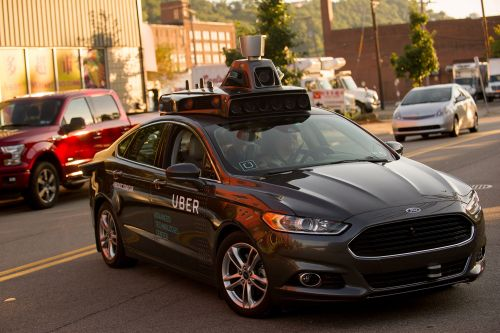Uber reportedly in talks to sell its autonomous vehicle business