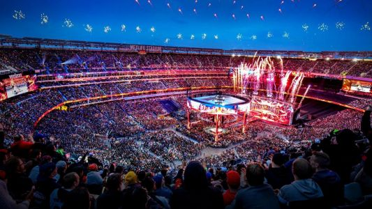 WrestleMania 36 location: What to know about WWE's stage, empty-arena shows after Tampa cancellation