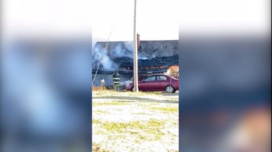 One dead after early morning house fire, fire chief says