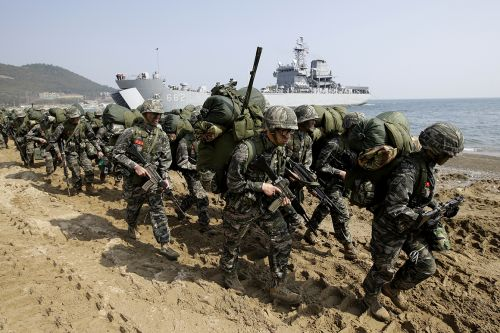 U.S., South Korea postpone annual military drills due to coronavirus